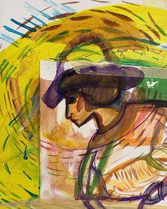いいね!249件、コメント5件 ― Bridget Donahue (gallery)(@bridgetdonahue.nyc)のInstagramアカウント: 「#SusanCianciolo  Spirit Guides: Paintings 1990 - 2020  February 9 - March 29, 2020  a  language…」