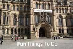 Whether you are planning a city break or an extended stay, there are a lot of places you can visit and plenty of things you can do in Manchester. Manchester Travel, Manchester Airport, Manchester Uk, Free Things To Do, Fun Things, Urban City, City Break, Night Life, The Good Place