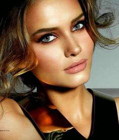 Luv to Look   Luxury Fashion & Style: Burberry Inspired Makeup