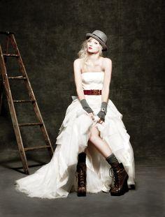 Bridal Fashion: Born to be Wild | Bridal and Wedding Planning Resource for Minnesota Weddings | Minnesota Bride Magazine