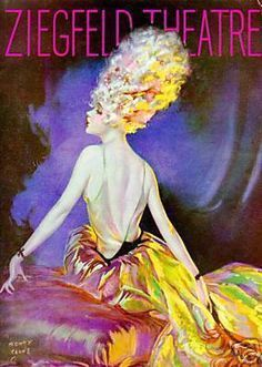 Image result for ziegfeld follies poster