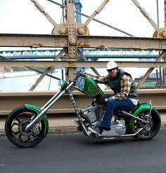 Harley Davidson News Harley Davidson Custom Bike, Harley Davidson Chopper, Big Dog Motorcycle, Motorcycle Style, Chopper Motorcycle, Bobber Chopper, American Motorcycles, Cool Motorcycles, Custom Choppers