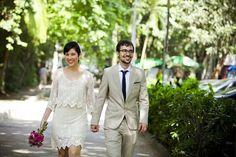 Casamento Civil | Vestida de Noiva | Blog de Casamento por Fernanda Floret - Parte 2