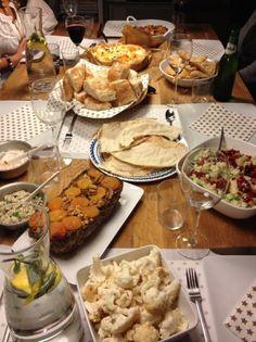 Christmas dinner, Arabian Food, Food photo