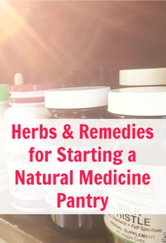 Where do you start when you're creating a herbal medicine kit? These are my top picks.