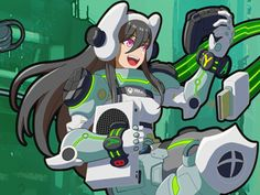 Microsoft made an official Xbox anime girl for Tokyo Game Show 2020 and she's totally kawaii desu » OnMSFT.com