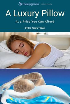 he most inexpensive luxury pillow on the market. Guaranteed to be the best you ever sleep on or your money back�