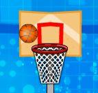 Bu oyunda karşı tarafa füze fırlatır gibi basketbol topu fırlatacaksınız ve her fırlattığınız basket topundan en fazla birini sokma hakkınız olacak. Çünkü pota her bir turda bir basketbol topunu alacak. Playing Cards, Games, Money, Health, Fitness, Silver, Health Care, Playing Card Games, Gaming