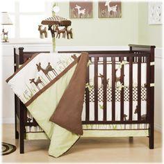 Our nursery set! But white crib..LOVE