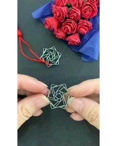 #diycrafts#diytutorial#diyideas#diys#pretty #diygift#diygifts#surprise 4 Cool Paper Crafts, Rope Crafts, Paper Crafts Origami, Diy Crafts Hacks, Diy Crafts For Gifts, Diy Home Crafts, Diy Arts And Crafts, Creative Crafts, Diy Paper