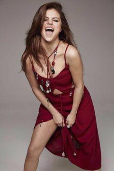 Selena Gomez suihin