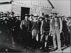 Bank robbers 1800s