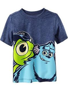 I want this for Adrian, then we can go see Monsters Inc 3D. Mommy & Son date! <3