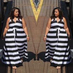 Garner Style for Rebdolls Plus Size Fashion Blog, Plus Size Fashion For Women, Plus Size Womens Clothing, Plus Size Outfits, Clothes For Women, Plus Fashion, Size Clothing, Fashion Ideas, Moda Plus Size