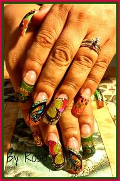 ♥RoseNails♥ by xXxROSExXx - Nail Art Gallery nailartgallery.nailsmag.com by Nails Magazine www.nailsmag.com #nailart
