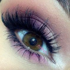 Like this color for brown eyes