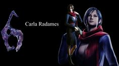 Resident Evil 6 Wallpaper - Carla Radames by Haalyle on DeviantArt