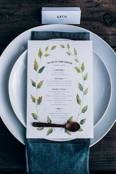 Invitation / Local Milk | A Kinfolk Workshop: The Art of Camp Cooking, Nashville // photo by Hannah Messinger