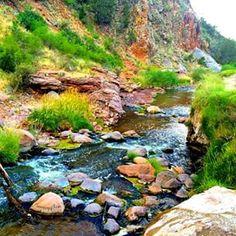 Jemez River {NM USA}