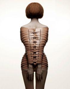 Irish designer Una Burke