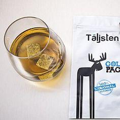 Las piedras que vienen de Suecia para enfriar tu whisky.