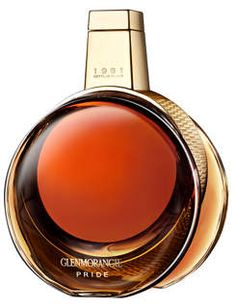 Glenmorangie Pride 1981  On 1 July 2011 Glenmorangie will reveal Pride 1981, described as the distillery's most sublime single malt whisk