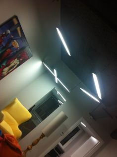 project_AirFastTickets HQ in Piraeus Construction Group, Architects, Wall Lights, Building, Interior, Creative, Projects, Design, Home Decor