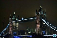 """London Tower Bridge"" I remember: that night was really cold, but this magic view made everthing beautiful ❤️#callme_blest #london #londontower #towerbridge #londoncity #uk #tower #night #nightlandscape #light #wonderful #bestplace #picoftheday #instadaily #photooftheday #photographer #photo #travel #discover"