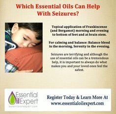 Which Essential Oils Help With Seizures? Yl Oils, Doterra Oils, Doterra Essential Oils, Natural Essential Oils, Essential Oil Blends, Young Living Oils, Young Living Essential Oils, Natural Healing, Natural Oils
