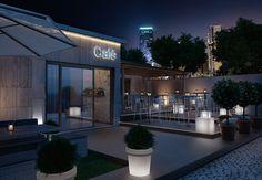 1000 images about 8 idee per arredare il tuo giardino on for Arredamento lounge bar