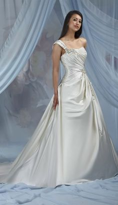 wedding dress by Impression bridal