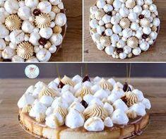 Ma tarte vanille, noisette, caramel au beurre salé – Les Délices de Oumi