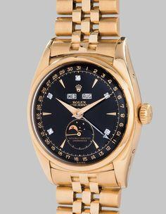 Most Expensive Rolex Ever: Rolex Ref. 6062 'Bao Dai' Sells For $5.1 million | Perpétuelle