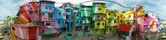 Haas&hahn e o projeto de pintar uma favela inteira | MISC Box