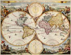 Ranking de Los 10 mapas más impresionantes y antiguos del mundo - Listas en 20minutos.es