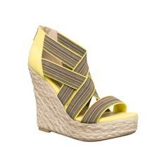 Chinese Laundry Deal Maker Wedge Yellow