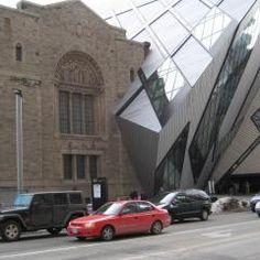 Always Stick To Just One Toronto Ontario Canada, ROM Royal Ontario Museum