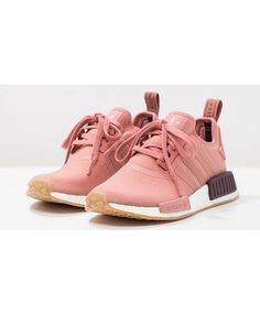 adidas Originals Sko NMD_R1 W Raw PinkVapour PinkFtwr White