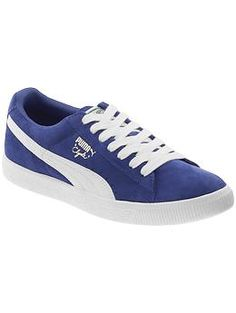 PUMA Clyde, these were my faves!