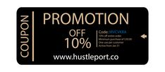 • 10% off entire order  • Minimum purchase of $30.00  • One use per customer