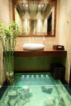 Bathroom Remodeling Customization Kalamazoo, MI (269) 381-8000 #Aquarium #Acuario #Pecera