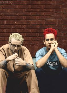 Linkin Park | Oldschool | Chester Bennington and Mike Shinoda