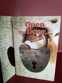 Open the door... to a new way of thinking about labels. Any shape laser die cut labels open new opportunities for your marketing. Get creative with your labels!
