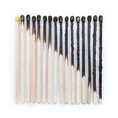 なんか気持ちいい! 日常に潜んだグラデーションを並べてみるアート | STYLE4 Design