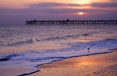 oak island nc fishing pier