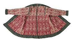 Ravelry: Caledonia Coat pattern by Christel Seyfarth Fair Isle Knitting, Baby Knitting, Coat Patterns, Knitting Patterns, Funky Outfits, Fair Isle Pattern, Fair Isles, Knitted Poncho, Jacket Pattern