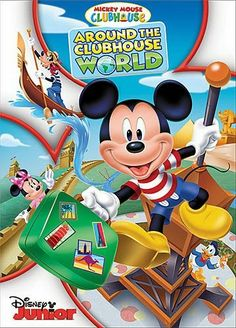 19325f49af5 Ends - Mickey Mouse Clubhouse DVD Giveaway Levien of SaraLee s Deals Steals    Giveaways