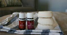 DIY Natural Deodorant Solid