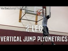 How To Jump Higher Off One Leg  3 Jumping Drills  Pro Training Basketball