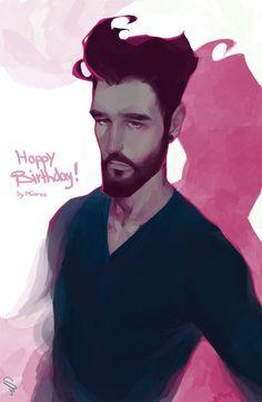 Happy Birthday by mior3e.deviantart.com on @DeviantArt